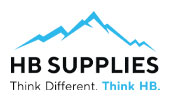 HB Supplies logo